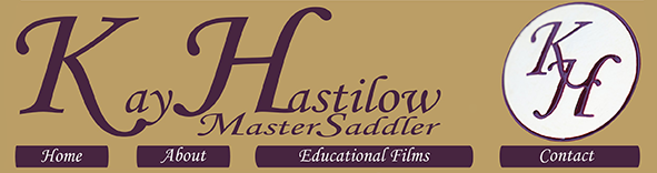 Kay Hastilow Master Saddler